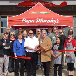 Ribbon Cutting in Lenexa