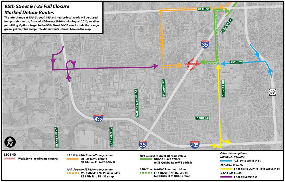 95th-St-and-I-35-interchange-full-detour-map