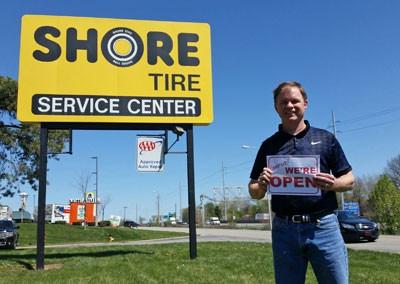 Shore Tire Service Center